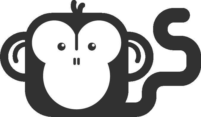 Creative Monkey embleem